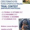 CORSO FORMATIVO PER TECNICO SPORTIVO DI TRAILING
